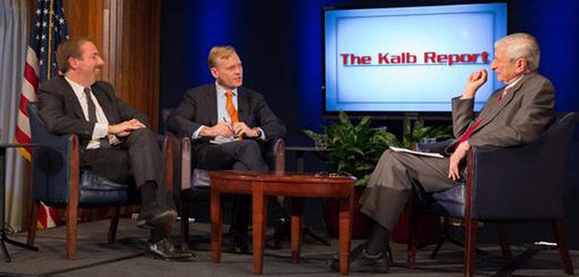 Kalb Report Sunday Talk